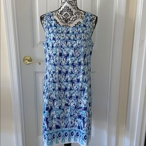NWT Lilly Pulitzer Cathy Shift Dress Get Trunky